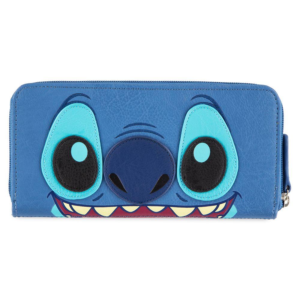 Stitch Zip-Around Wallet by Loungefly