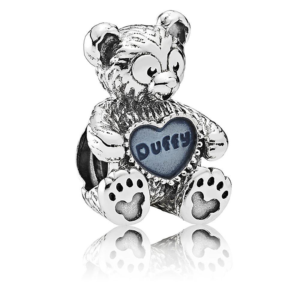 Duffy the Disney Bear Charm by Pandora Jewelry