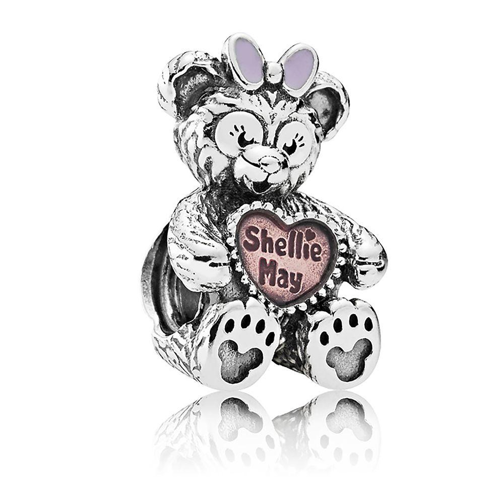 ShellieMay the Disney Bear Charm by Pandora Jewelry