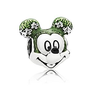Mickey Mouse Topiary Charm by Pandora Jewelry - Epcot International Flower & Garden Festival