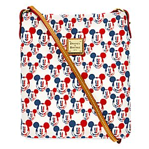 Mickey Mouse Americana Crossbody Bag by Dooney & Bourke