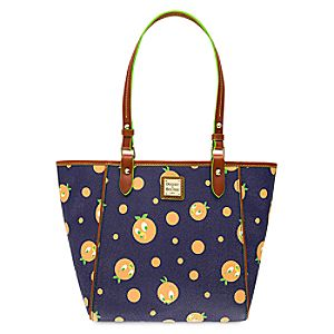 Orange Bird Tote by Dooney & Bourke
