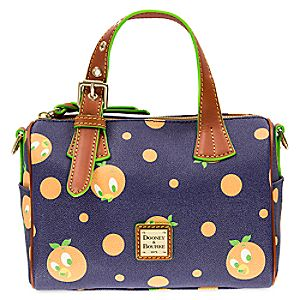 Orange Bird Crossbody Satchel by Dooney & Bourke