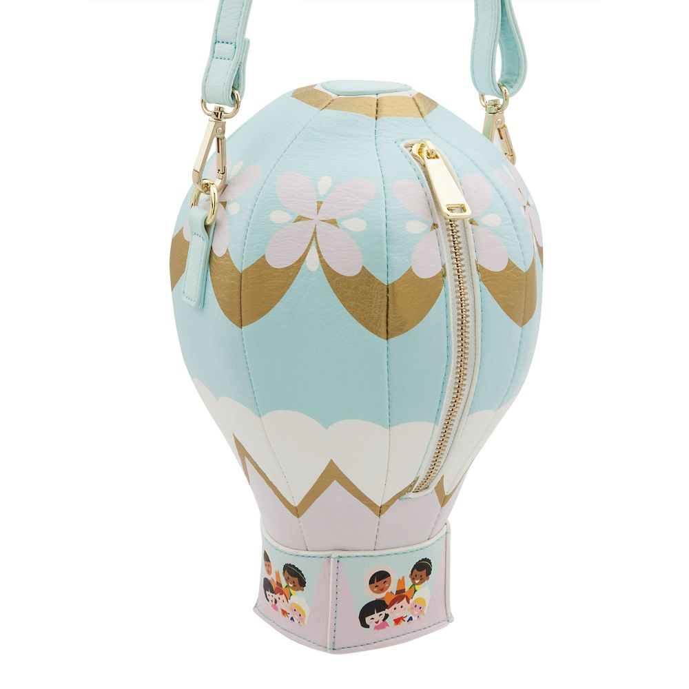Disney it's a small world Crossbody Bag