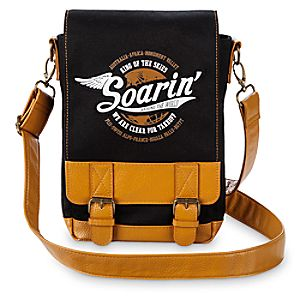 Soarin' Around the World Messenger Bag