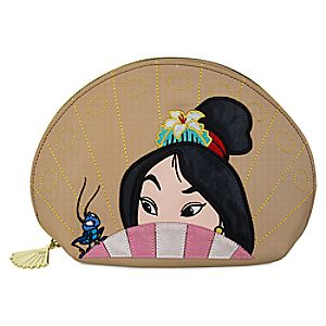 Mulan Cosmetic Bag by Danielle Nicole