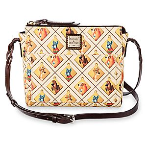 Lady and the Tramp Crossbody Bag by Dooney & Bourke