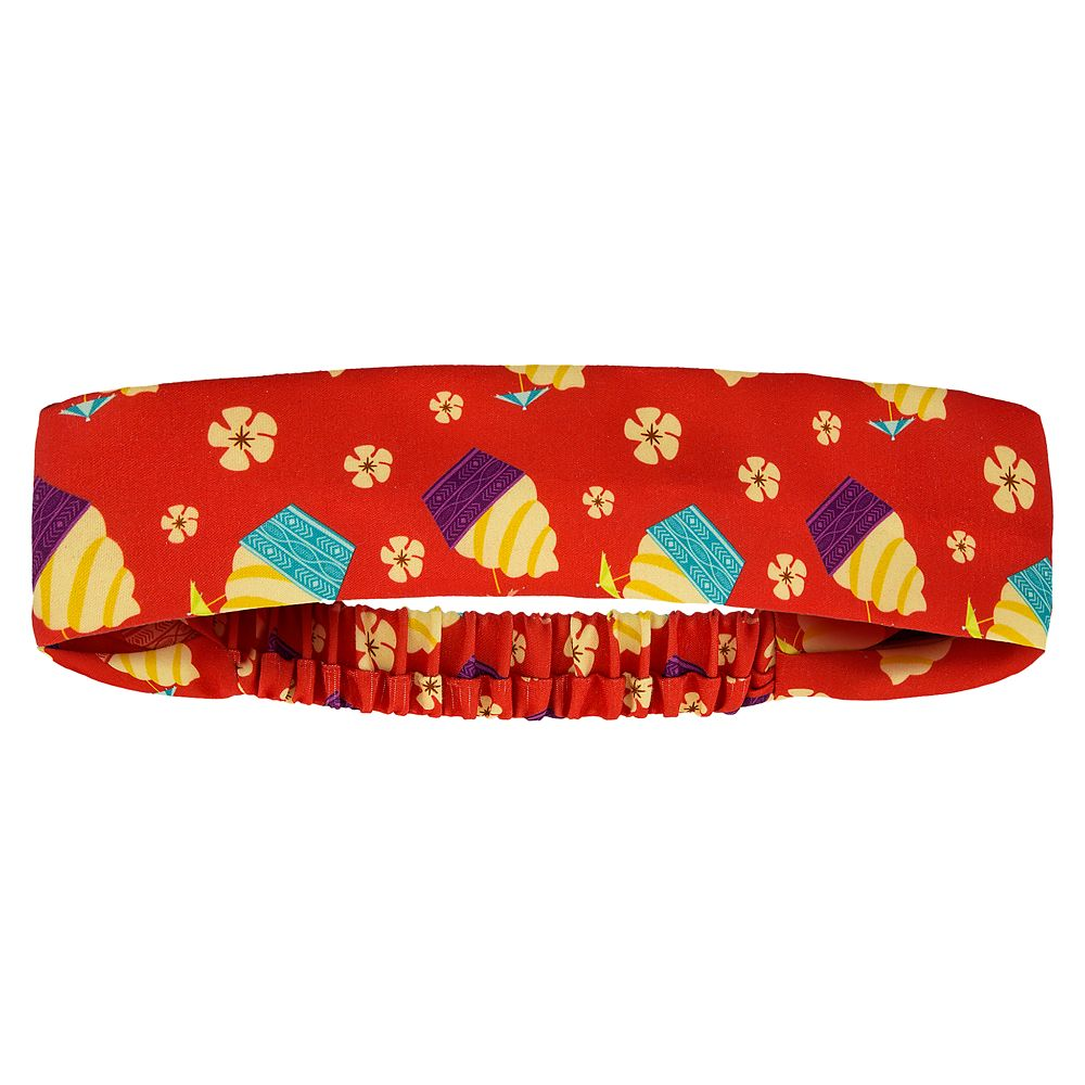 Pineapple Swirl Headband for Women