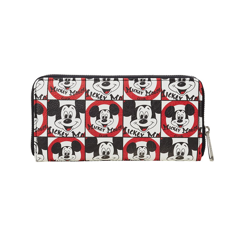 Mickey Mouse Club Wallet by Loungefly