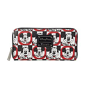 75387eb085d Mickey Mouse Club Wallet by Loungefly Price   50.00