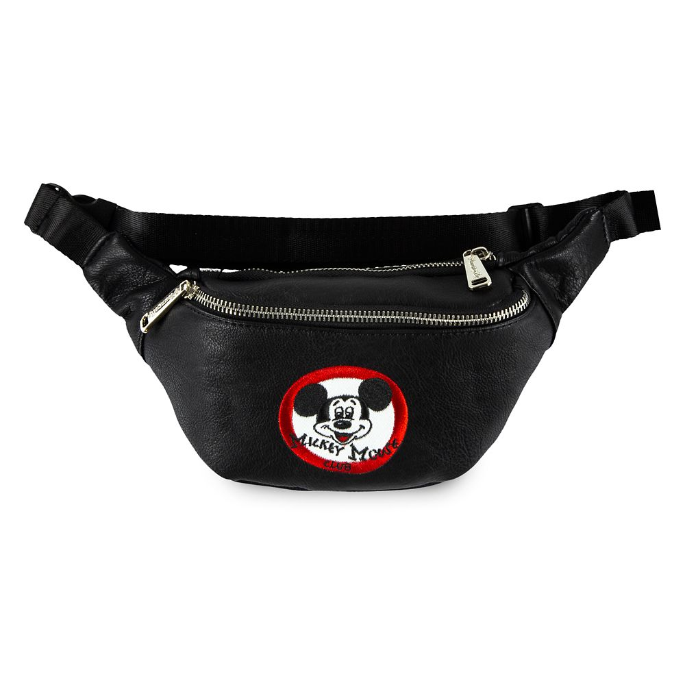 Mickey Mouse Hip Pack by Loungefly – The Mickey Mouse Club