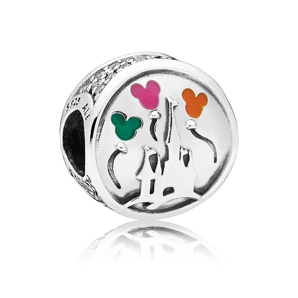 Mickey Mouse Happy Birthday Charm by Pandora Jewelry