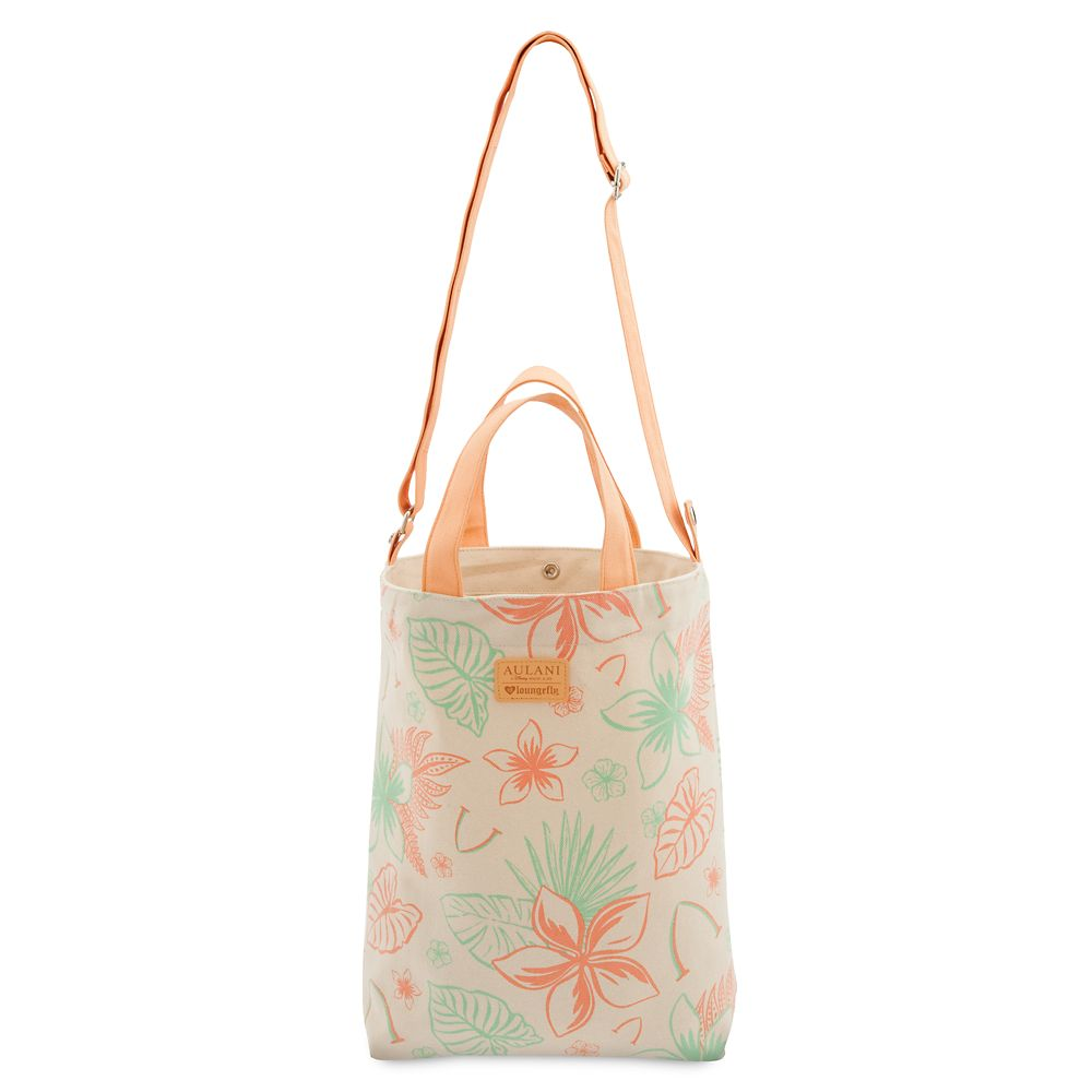 Aulani, A Disney Resort & Spa Canvas Tote by Loungefly