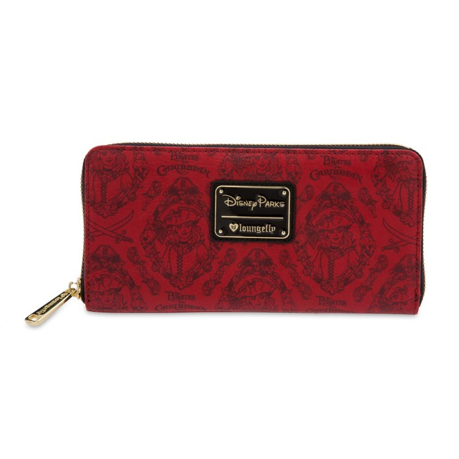 Redd Wallet by Loungefly – Pirates of the Caribbean
