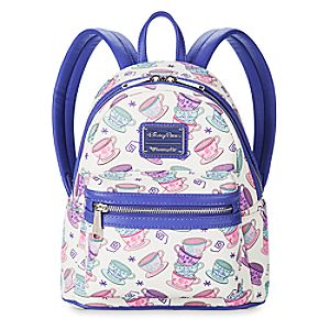 5825d80819e Mad Tea Party Mini Backpack by Loungefly Price   75.00