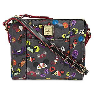 Disney Villains Ear Hat Crossbody Purse by Dooney & Bourke