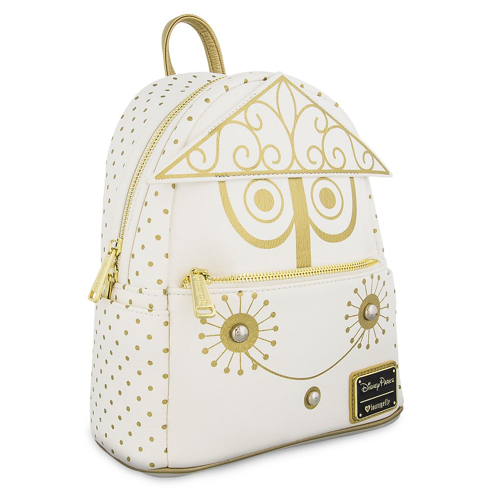 Disney it's a small world Mini Backpack by Loungefly