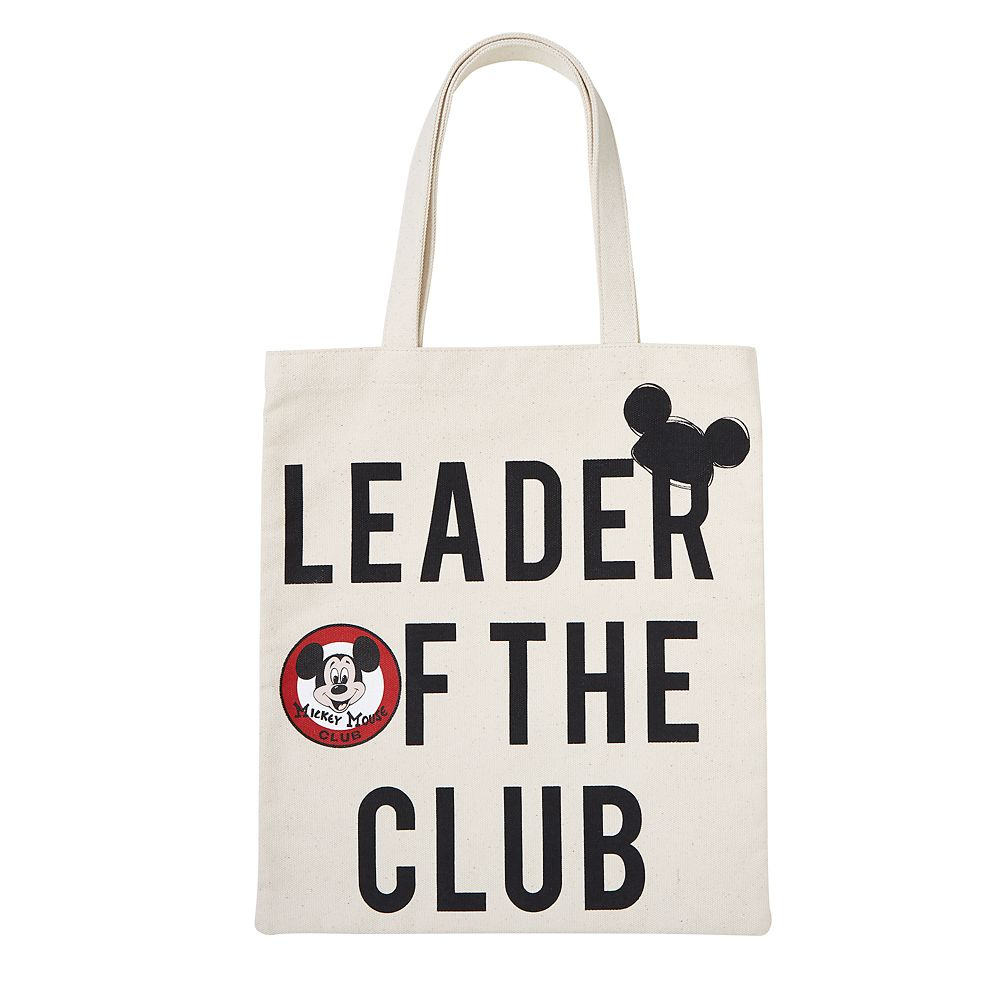 Mickey Mouse Club Tote Bag