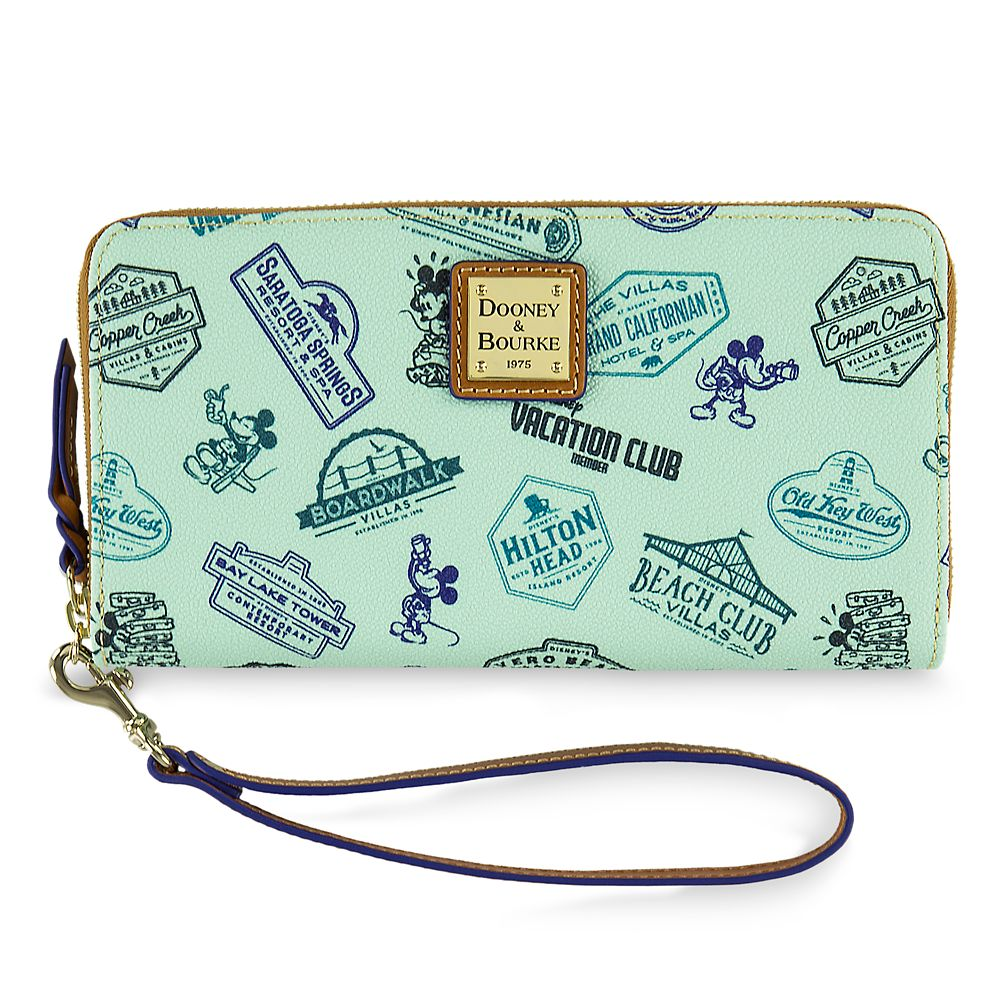Disney Vacation Club Wallet by Dooney & Bourke