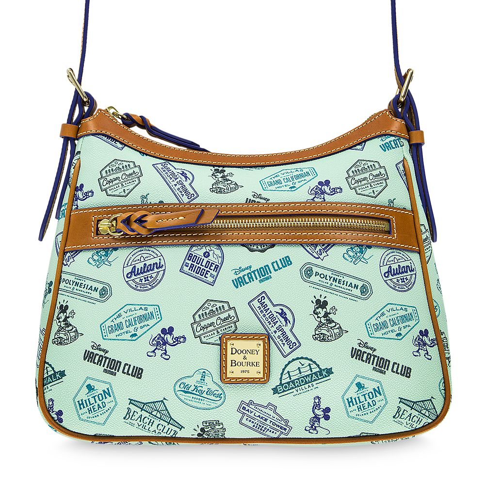 Disney Vacation Club Crossbody Bag by Dooney & Bourke