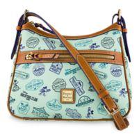 Disney Store deals on Disney Vacation Club Crossbody Bag by Dooney & Bourke