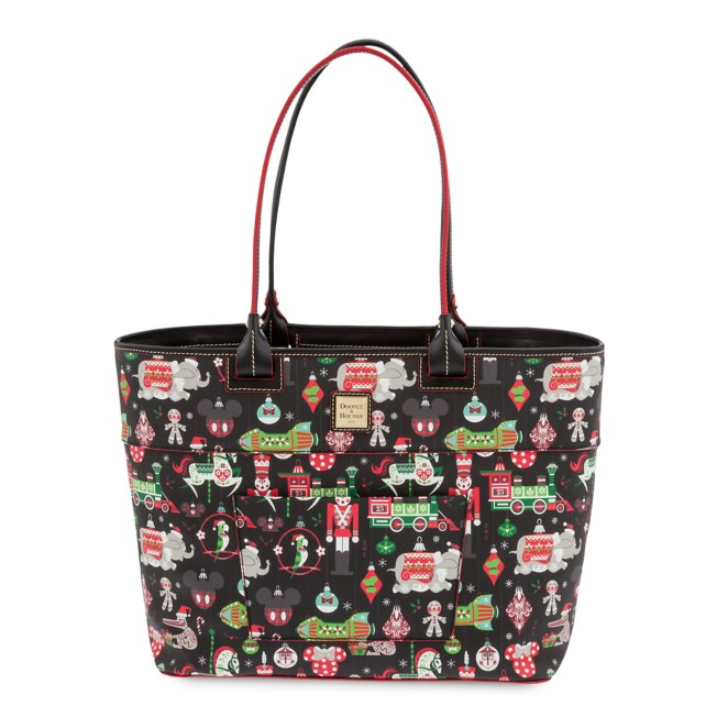 Disney Parks Holiday Tote by Dooney & Bourke
