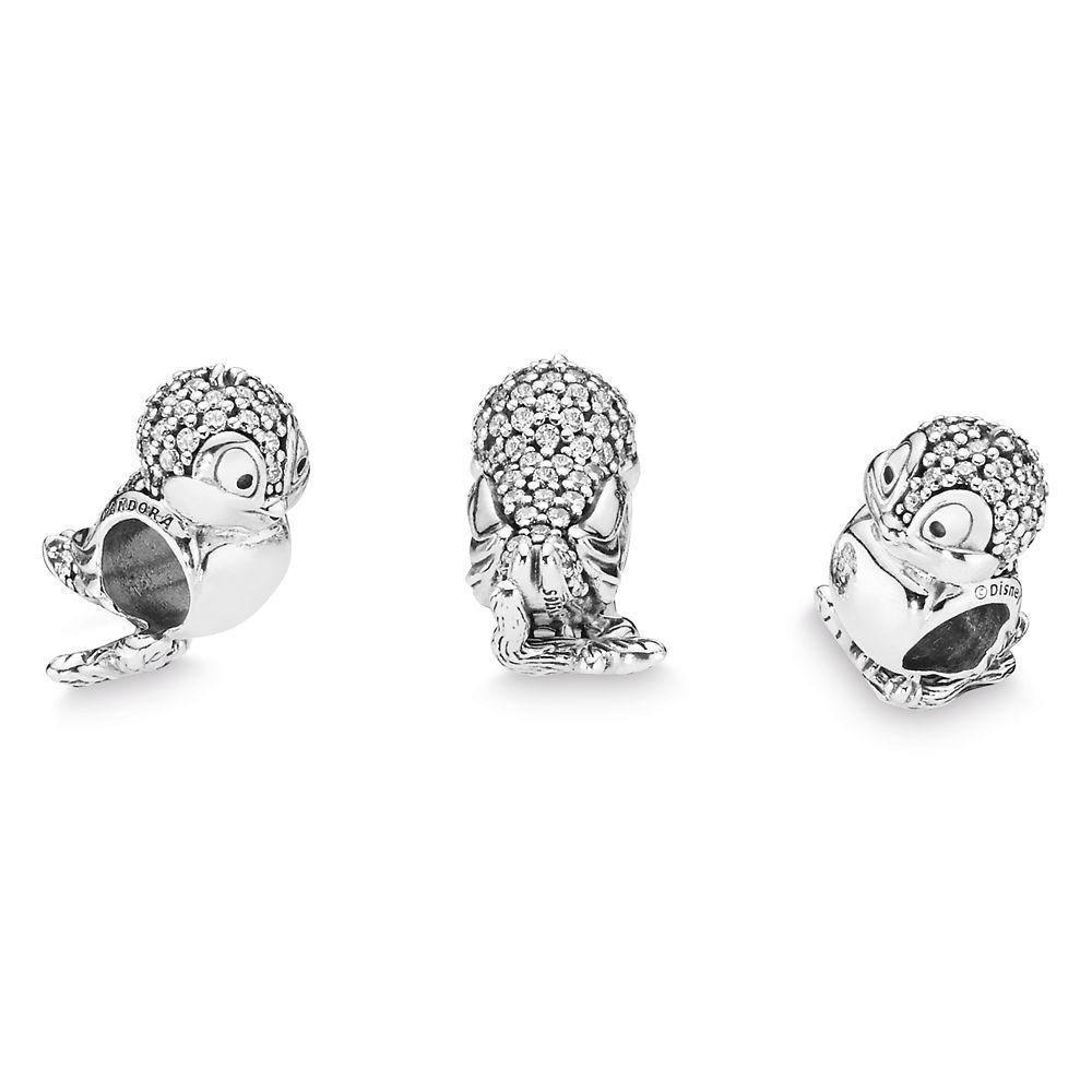 Snow White Bird Charm by Pandora Jewelry