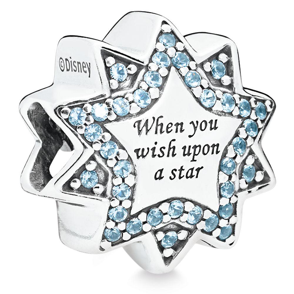 Pinocchio ''When You Wish Upon a Star'' Charm by Pandora Jewelry