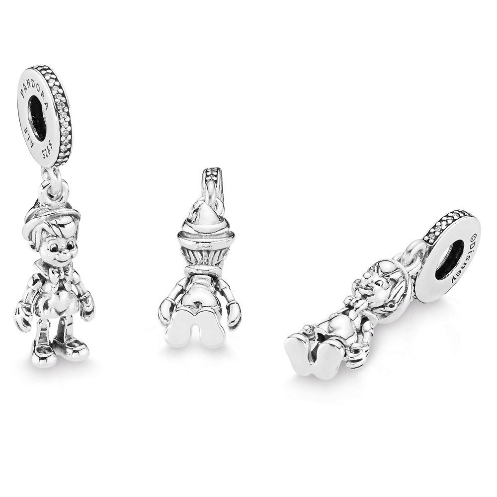 Pinocchio Charm by Pandora Jewelry