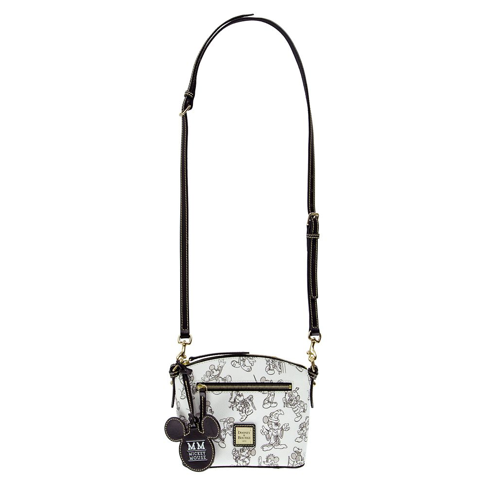 Mickey Mouse Through the Years Crossbody Bag by Dooney & Bourke