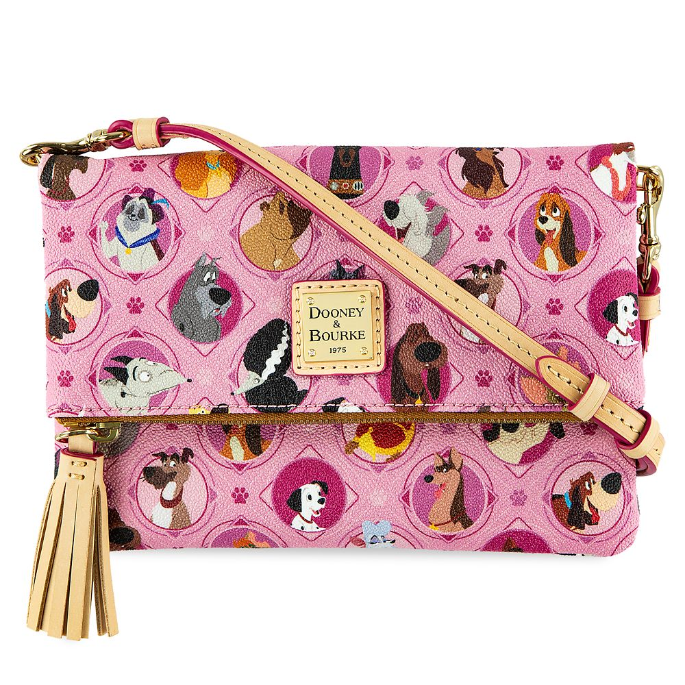 DISNEY© GOLD GLITTER CROSSBODY BAG PRINCESS  DISNEY GIRLS INTERIOR DISNEY PRINT