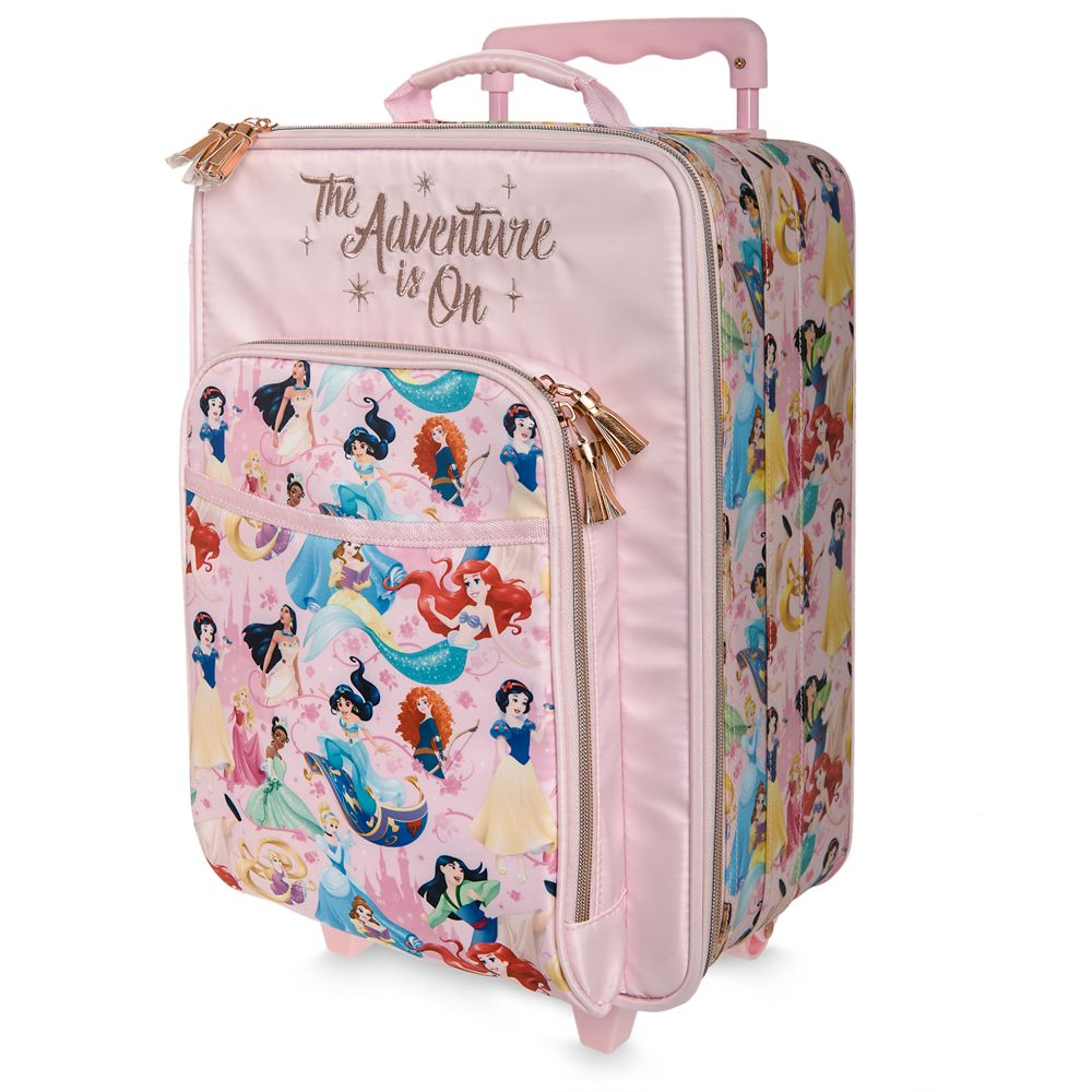 Disney Princess Rolling Luggage