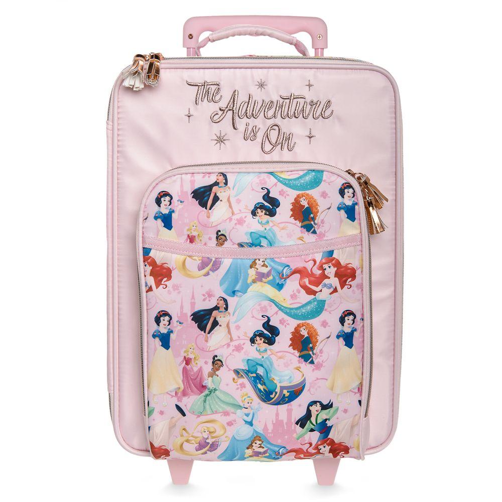 Disney Princess Rolling Luggage