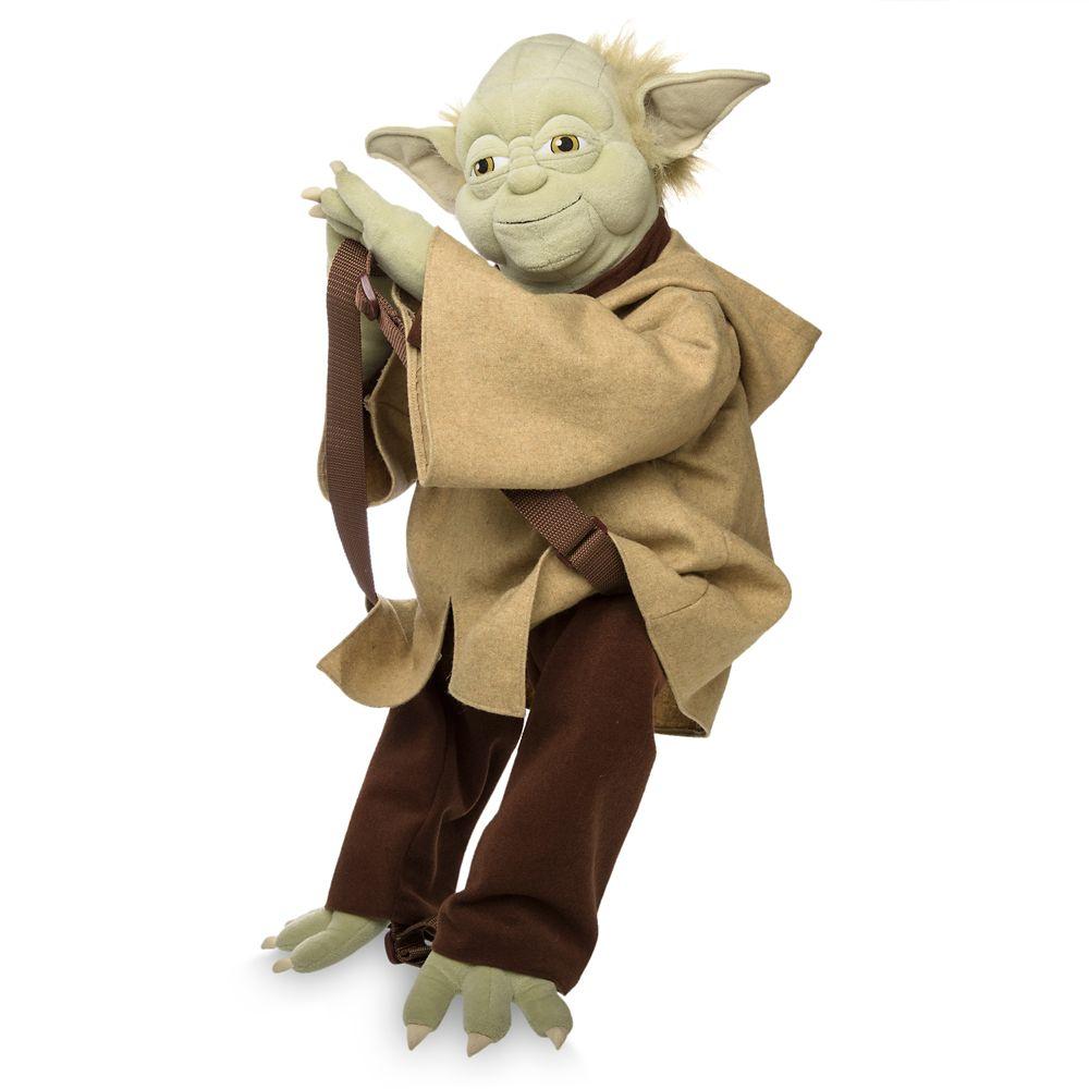 Yoda Plush Backpack – Star Wars