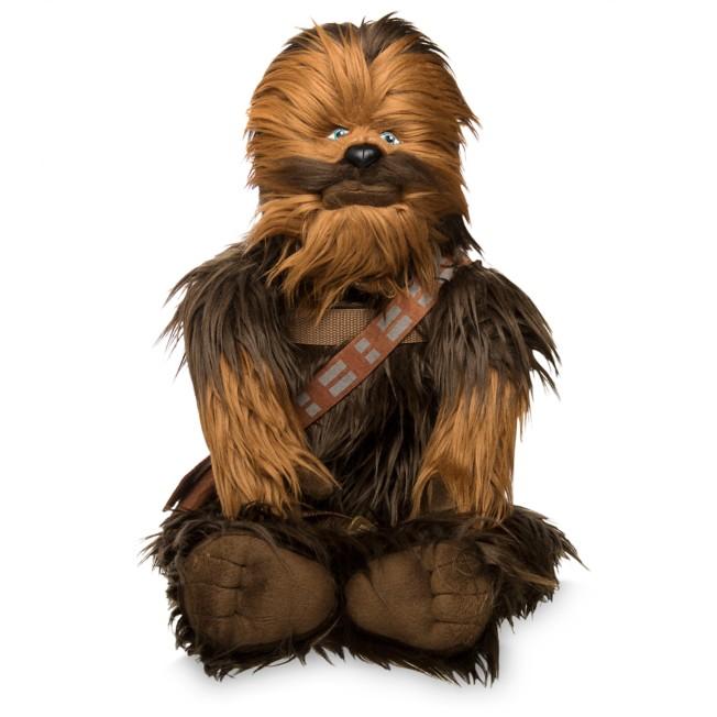 Chewbacca Plush Backpack – Star Wars
