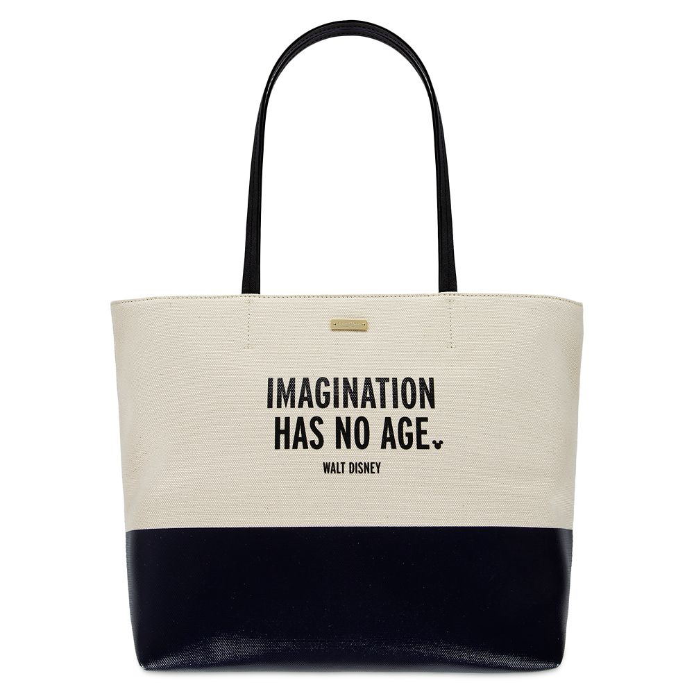 3c60b8b30bb3 ''Imagination Has No Age'' Canvas Tote by kate spade new york