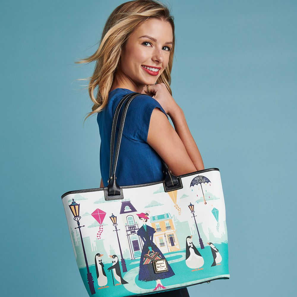 Mary Poppins Returns Tote by Dooney & Bourke