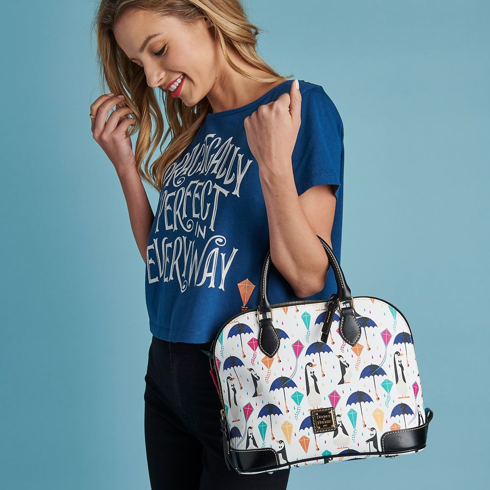Mary Poppins Returns Satchel by Dooney & Bourke
