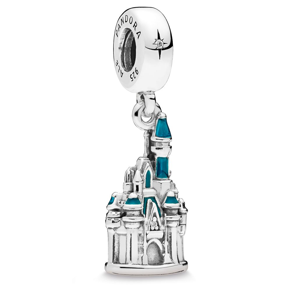 디즈니 신데렐라 X 판도라참 Cinderella Castle Charm by Pandora Jewelry - Walt Disney World