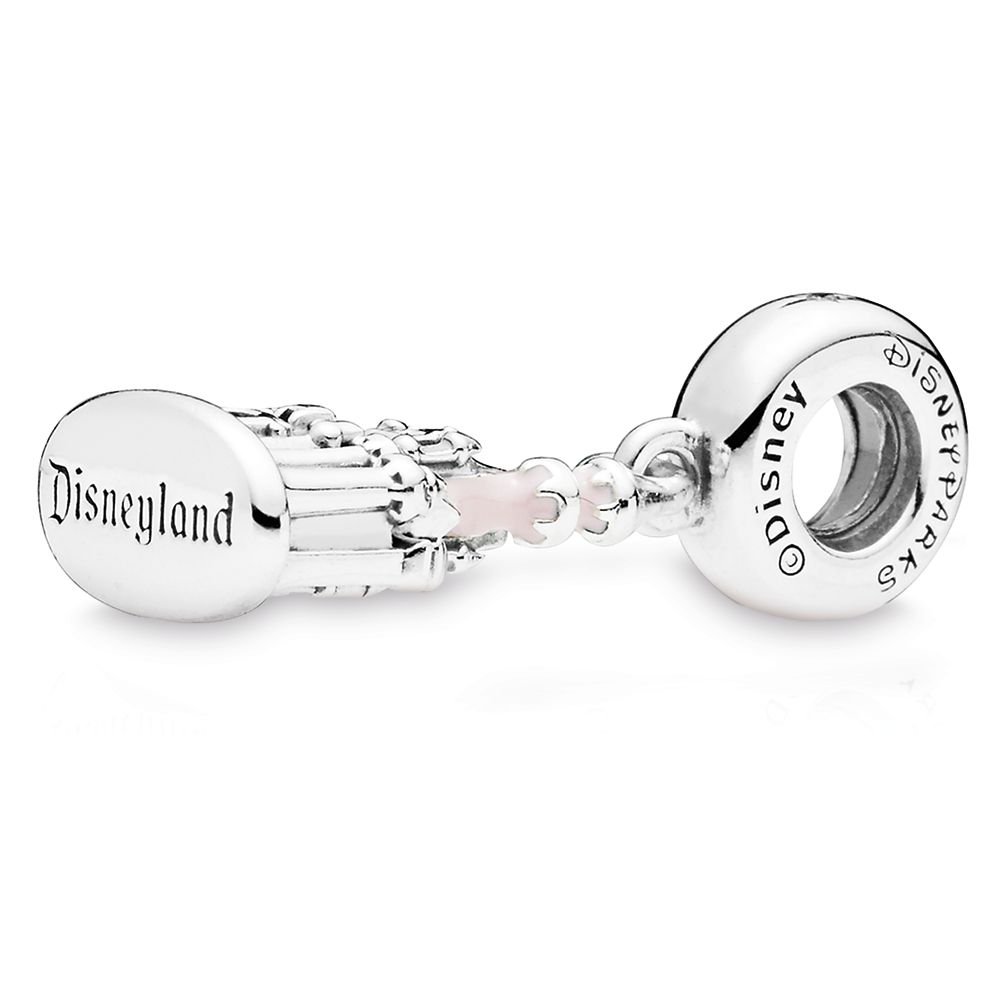 Sleeping Beauty Castle Charm by PANDORA – Disneyland