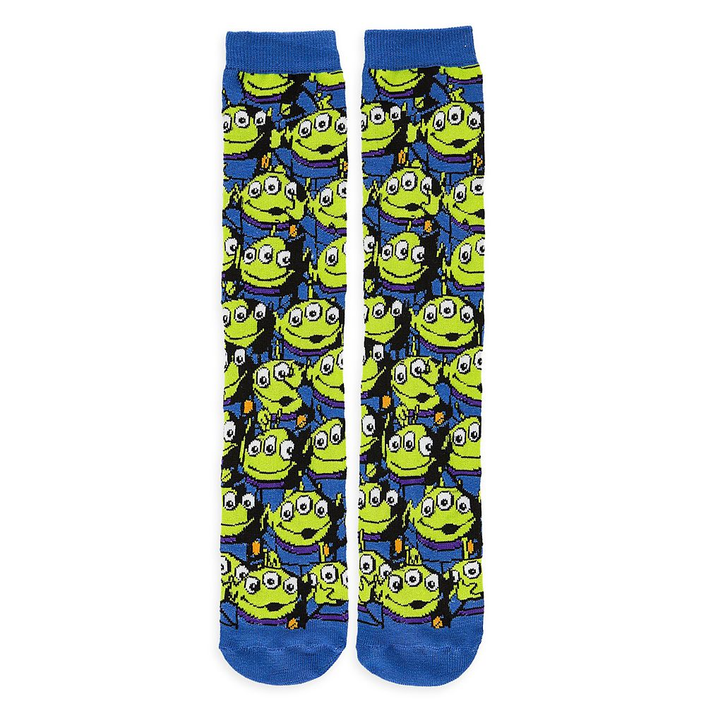 Toy Story Alien Socks for Adults