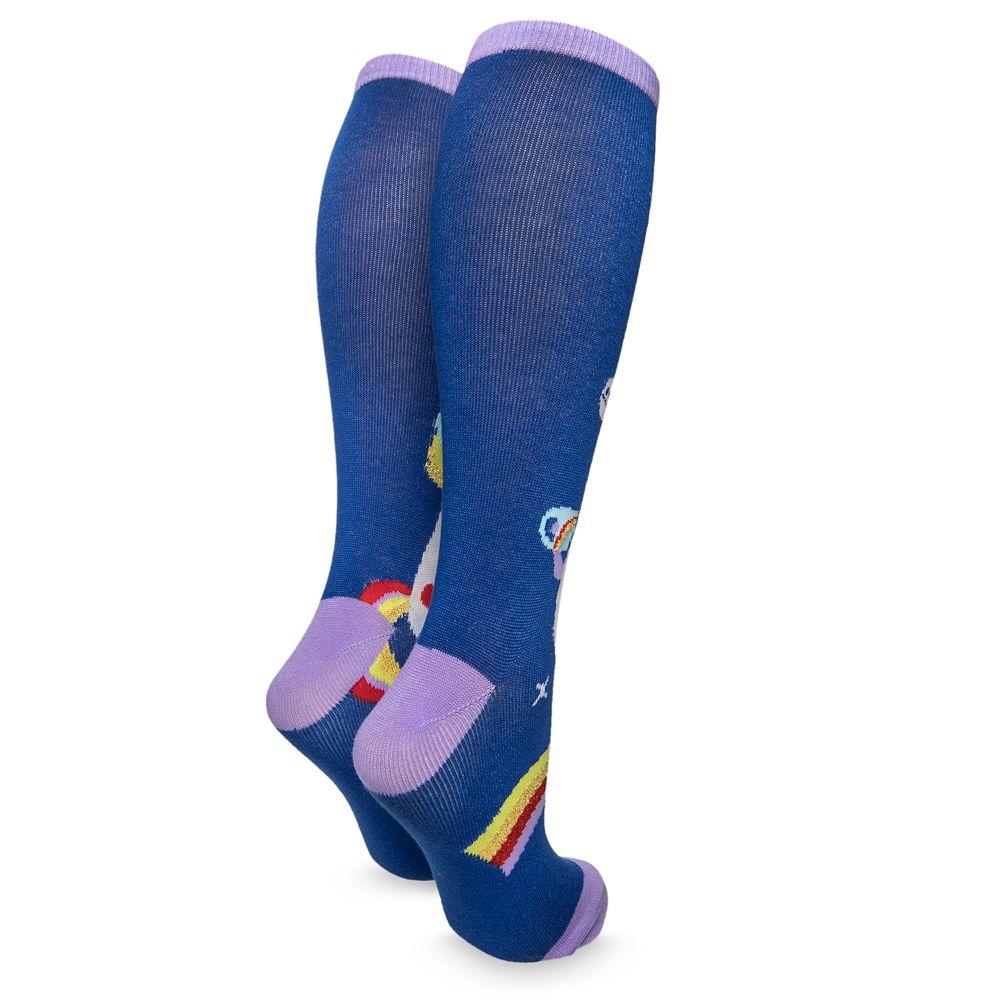 Rainbow Unicorn Socks for Adults – Inside Out