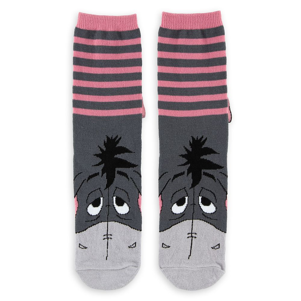 Eeyore Socks for Adults