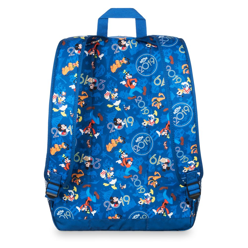 Mickey Mouse and Friends Walt Disney World Backpack – 2019