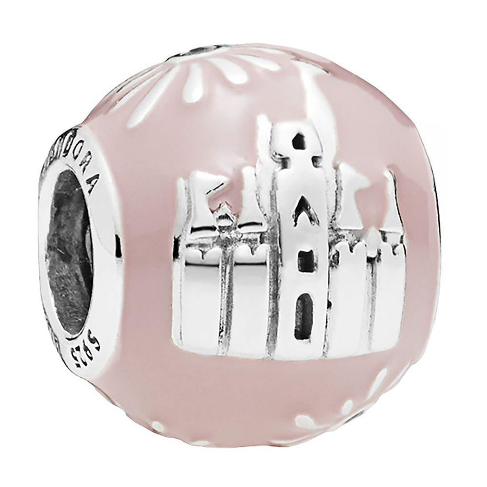 Fantasyland Castle ''2019 Edition'' Charm by Pandora Jewelry