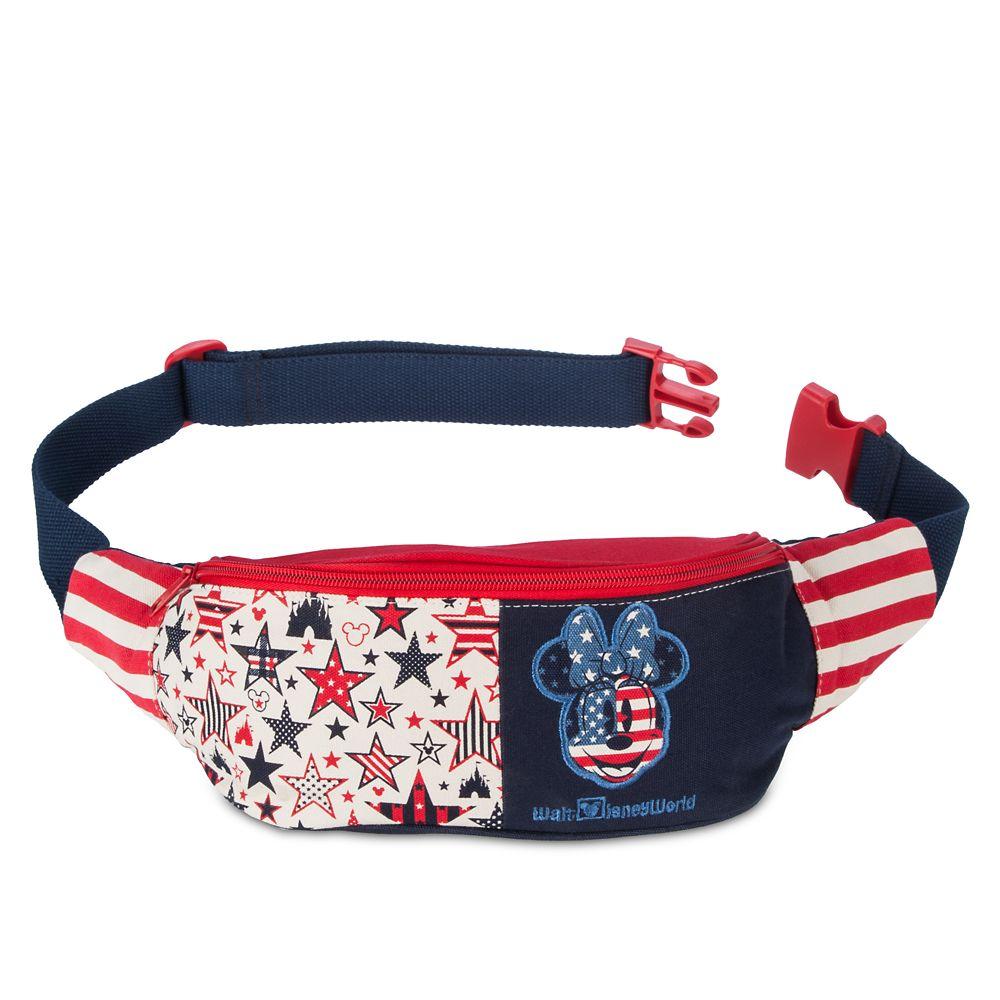 Minnie Mouse Americana Sling Bag for Kids – Walt Disney World