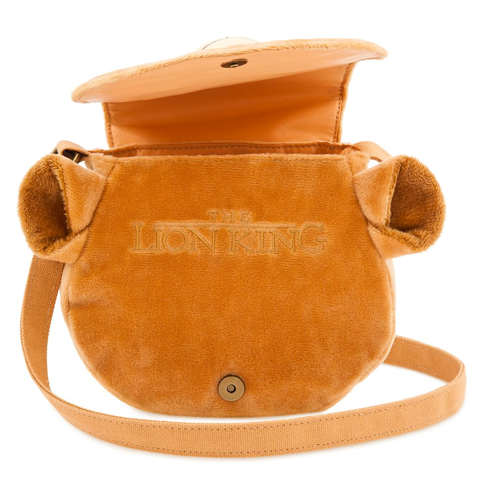 Nala Plush Crossbody Bag – The Lion King