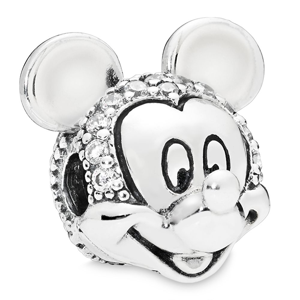 Mickey Mouse Charm by Pandora Jewelry