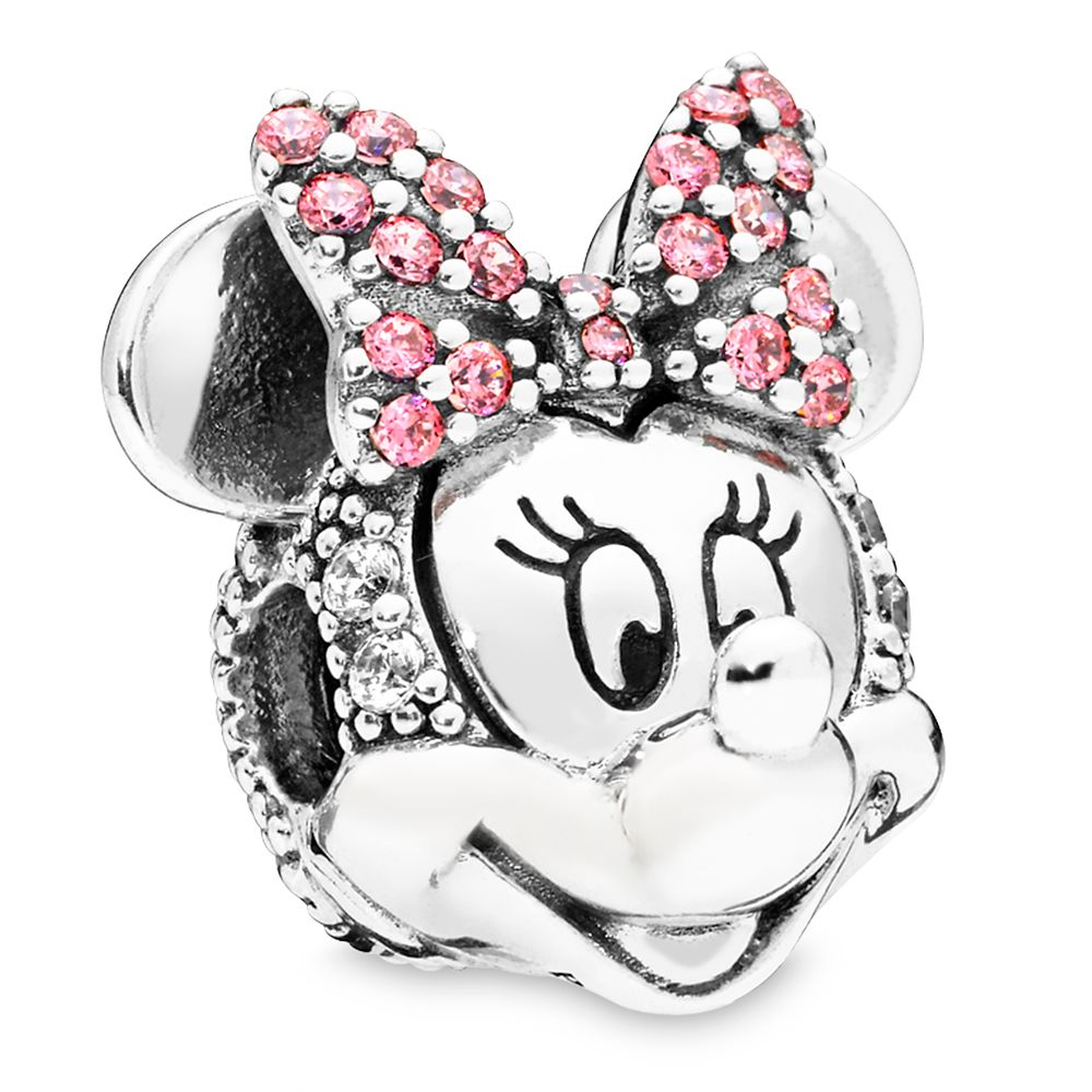 Minnie Mouse Charm by Pandora Jewelry