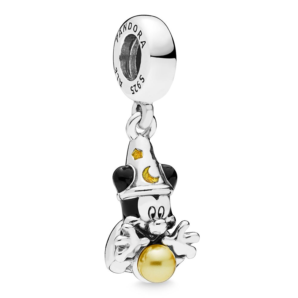 Sorcerer Mickey Mouse Charm by Pandora Jewelry – Fantasia